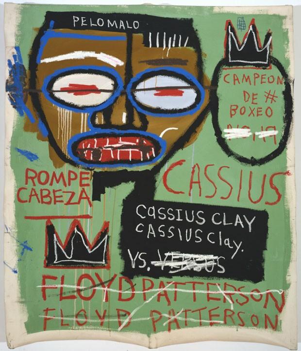 Cassius Clay, 1982 (Foto: Rob McKeever/Gagosian Gallery)