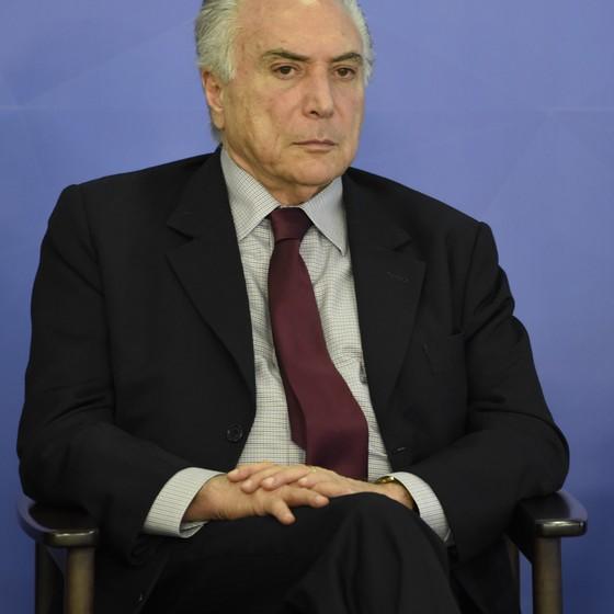 Michel Temer. (Foto: Mateus Bonomi/AGIF / Ag. O Globo)