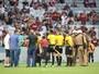Jogadores do Coritiba reprovam mudança de data do clássico Atletiba