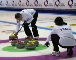 curling brasil (Foto: WCF)