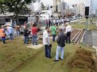 EMTU e Prefeitura de Santos, SP, realizam vistoria em obras do VLT