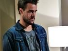 Joaquim Lopes elogia ao contracenar com Jackson Antunes: 'Sou fã'