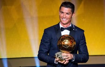 Jornal diz que Cristiano Ronaldo já foi informado que ganhará Bola de Ouro