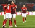 Ricardo Goulart dá show, faz dois e dá a vitória à equipe de Felipão na China