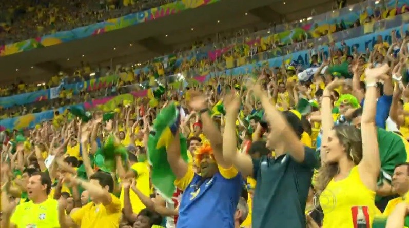 Copa do Mundo no Brasil (Foto: Divulgação)