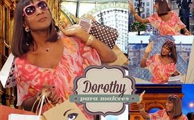 Dorothy Benson brilha em websérie do Gshow e aqui você confere o making of