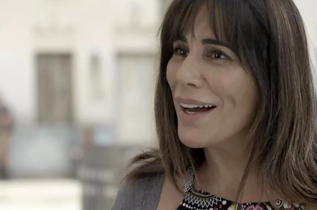 'O outro lado do paraíso': Gloria Pires é Duda (Foto: TV Globo)