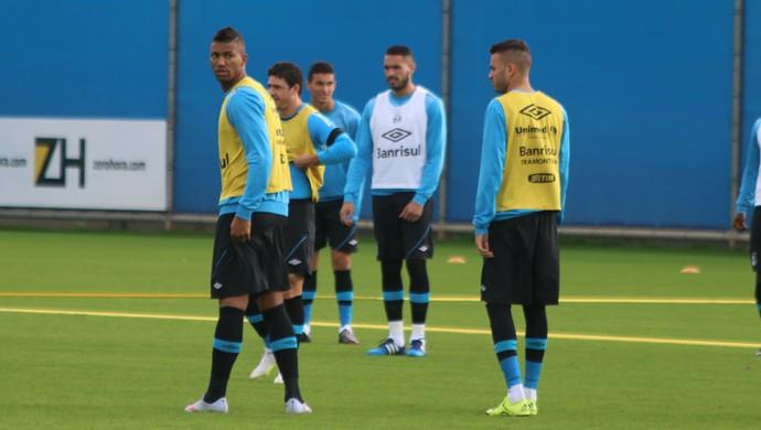 Walace Luan Grêmio (Foto: Eduardo Moura/GloboEsporte.com)