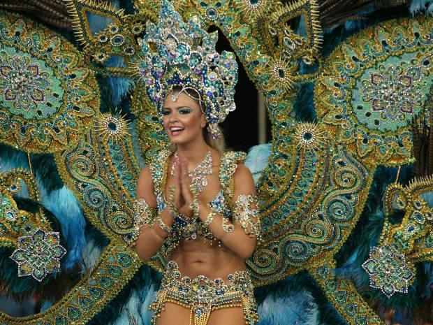 Bruna Pontes venceu o concurso em 2010. (Foto: Cristino Martins/O Liberal)