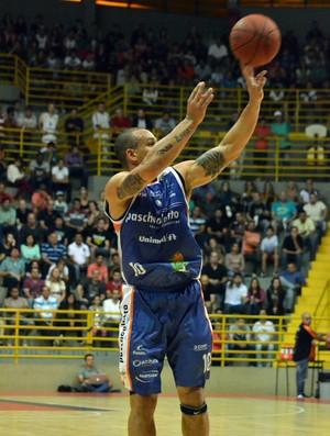 Franca x Bauru, Franca, Bauru, NBB, Alex Garcia (Foto: Henrique Costa / Bauru Basket)