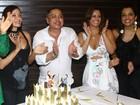 Famosos lamentam morte do promoter carioca Glaycon Muniz