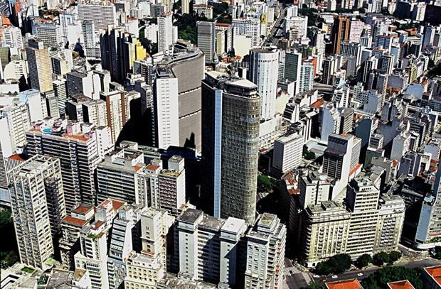 São Paulo - Prédios (Agência Brasil/Arquivo) (Foto:  nome do fotografo/Agência Bras)