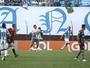 """""""Fizemos um bom jogo, mas bom jogo não basta"""", reforça o goleiro Diego"""
