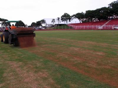 Estádio do ABC em Foz do Iguaçu (Foto: Jardel Gheller / Fundo Iguaçu / Divulgação)