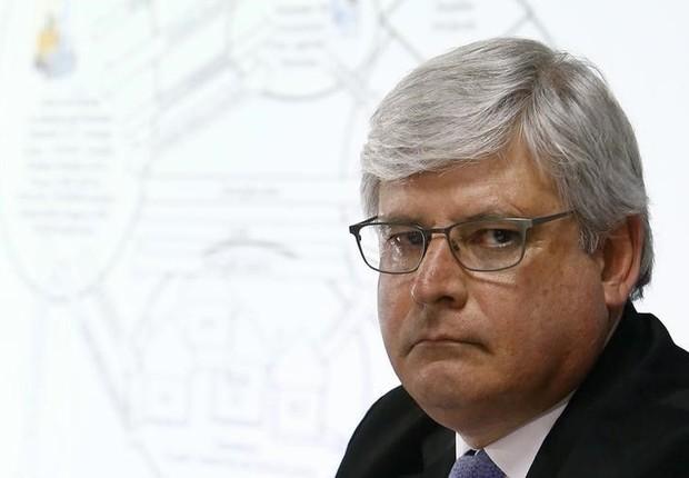 O procurador-geral da República, Rodrigo Janot (Foto: Rodolfo Buhrer/Reuters)