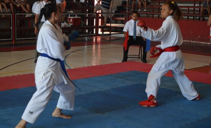 Competição, Copa Tsuru Kai de Caratê tem avaliação positiva no AP  (Foto: Jonhwene Silva/GE-AP)