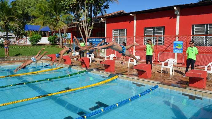 Circuito Cacoal de Natação - Troféu Yassuda (Foto: Magda Oliveira)
