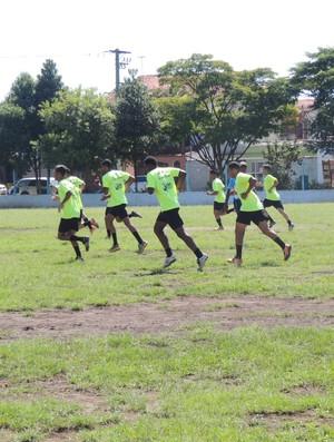 Jogadores usac (Foto: Rodrigo Mariano / Globoesporte.com)