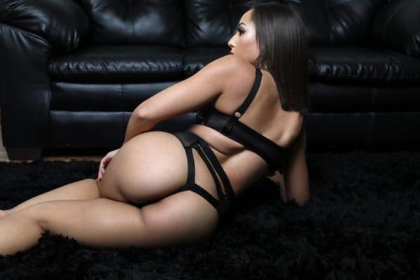 A jovem Bailey Gibson, que terá sua virgindade leiloada em um programa de TV (Foto: Divulgação)