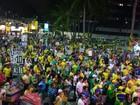 Show ao vivo em Maceió comemora processo de impeachment aprovado