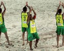 Romário propõe a realização de torneio de futevôlei durante o Rio 2016