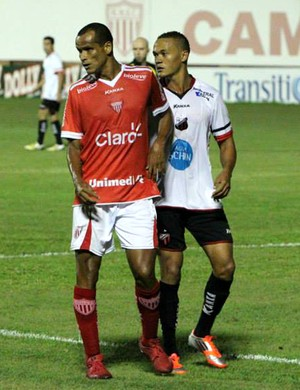 Rivaldo meia Mogi Mirim (Foto: Rafael Bertanha / Divulgação Mogi Mirim)