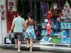 Comércio tem horário diferenciado na véspera do Natal na capital potiguar