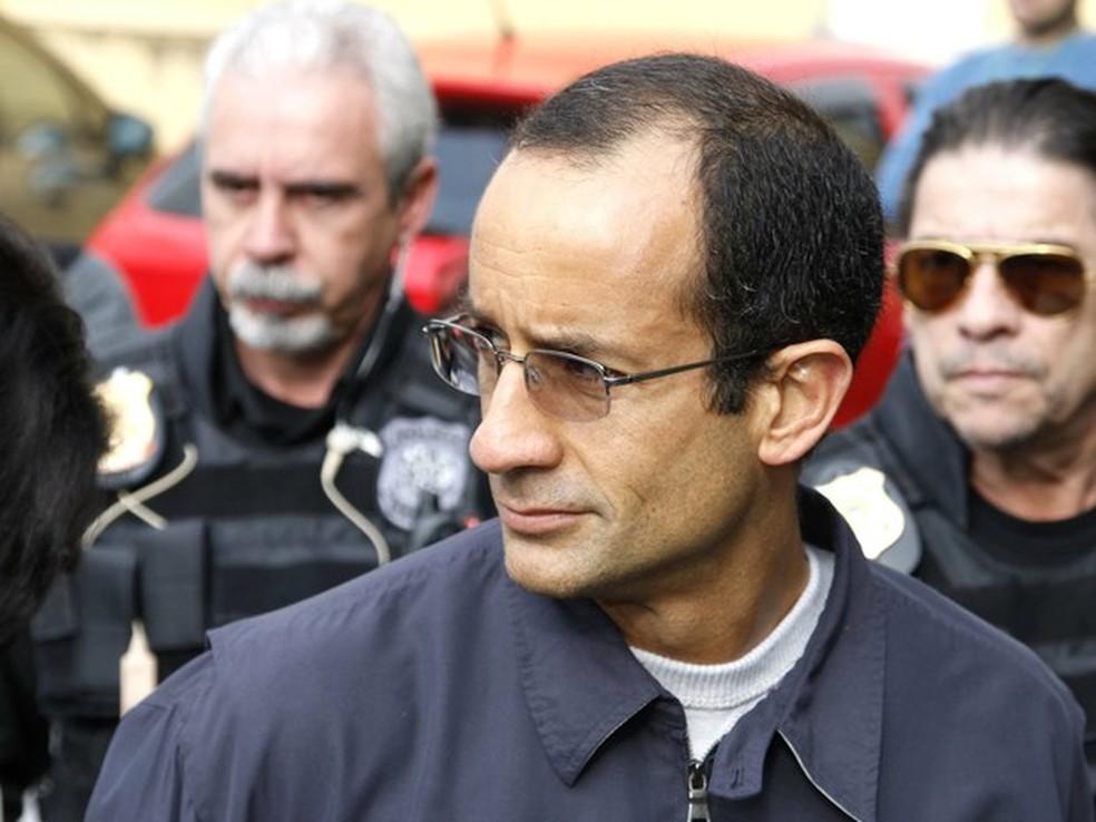 Marcelo Odebrecht está preso desde junho de 2015; ele renunciou aos cargos na empresa há um ano (Foto: Cassiano Rosário/Futura Press/Estadão Conteúdo)