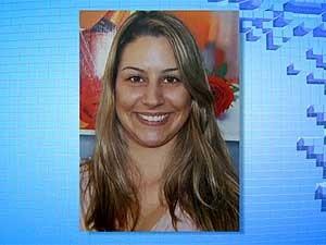 A estudante universitária Débora Regina Leme dos Santos, de Hortolândia, encontrada morta dentro de carro em Campinas (Foto: Reprodução EPTV)