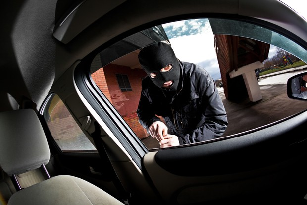 Ladrão de carro (Foto: Shutterstock)