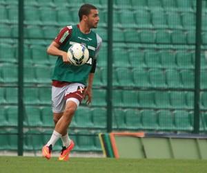 clayton figueirense  (Foto: Luiz Henrique / FFC)