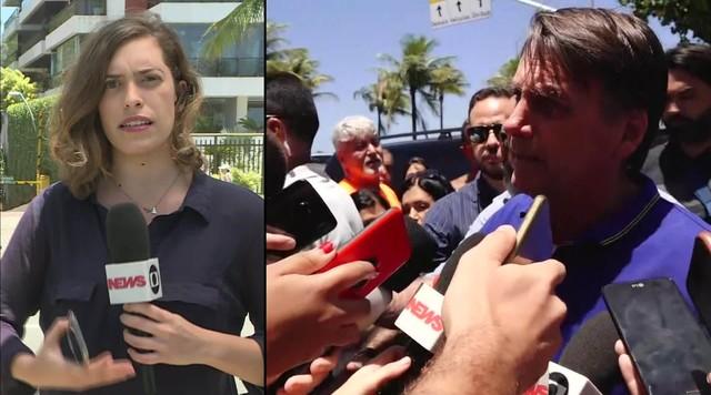Bolsonaro diz que ex-assessor de Flávio precisa explicar movimentação suspeita