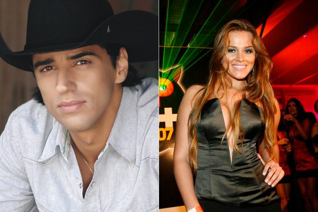 Lista - Casais que não sobreviveram ao BBB -  Alberto Cowboy e Bruna Tavares (Foto: Divulgação - Felipe Panfili/AgNews)