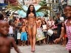Gracyanne Barbosa anuncia que vai desfilar na Portela: 'Prazer enorme'