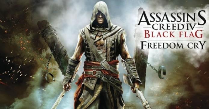 Assassin's Creed IV: Freedom Cry (Foto: Divulgação)