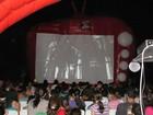 Projeto 'Cine Boa Praça' realiza sessões de filmes em Sorocaba, SP