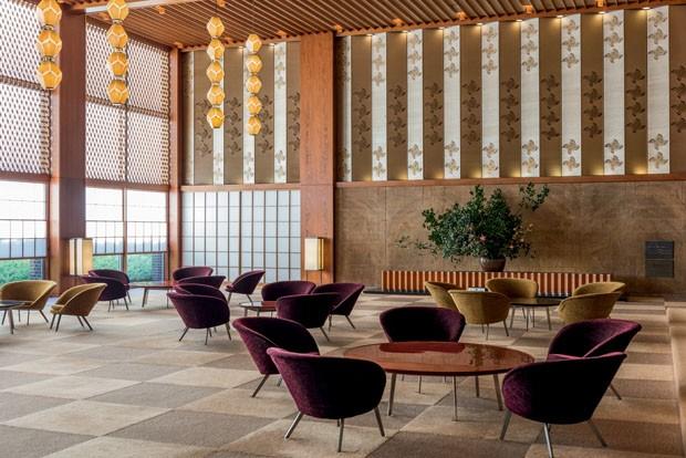Hotel Okura (Foto: Tetsuya Ito / Divulgação)