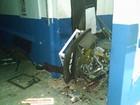 Ladrões explodem caixa eletrônico que ficava dentro de fábrica no PR