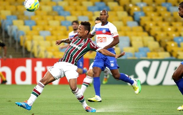 Biro Biro jogo Fluminense contra Friburguense (Foto: Nelson Perez / Site Oficial do Fluminense)
