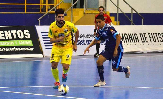 Johnny São José Futsal x Taubaté Futsal final Copa Paulista (Foto: Jonas Barbetta/Top10 Comunicação)