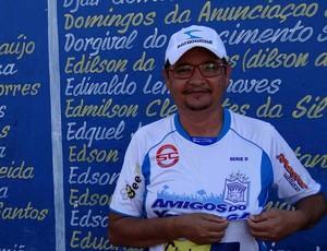 ypiranga-pe torcedor carioca (Foto: Daniel Gomes)
