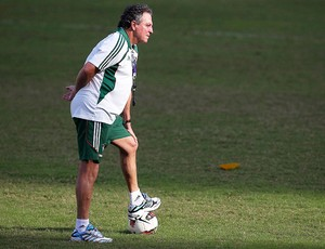Abel Braga - Treino Fluminense (Foto: Alexandre Cassiano / Agência O Globo)