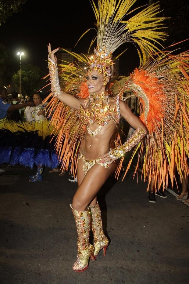 Ana Paula Evangelista (Foto: Isac Luz/ EGO)