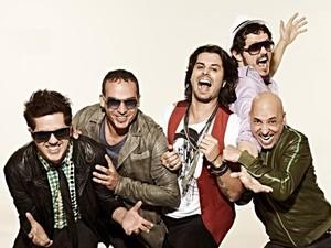 A banda Jota Quest vai se apresentar no dia 30 (Foto: Divulgação/ Asscom Maricá)