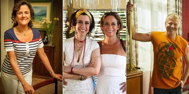vem_ai: as novas temporadas de A Grande Família, Tapas e Beijos e Pé na Cova (Foto: Globo)