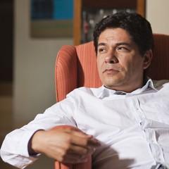 Juan Pablo Villalobos (Foto: Renato Parada)