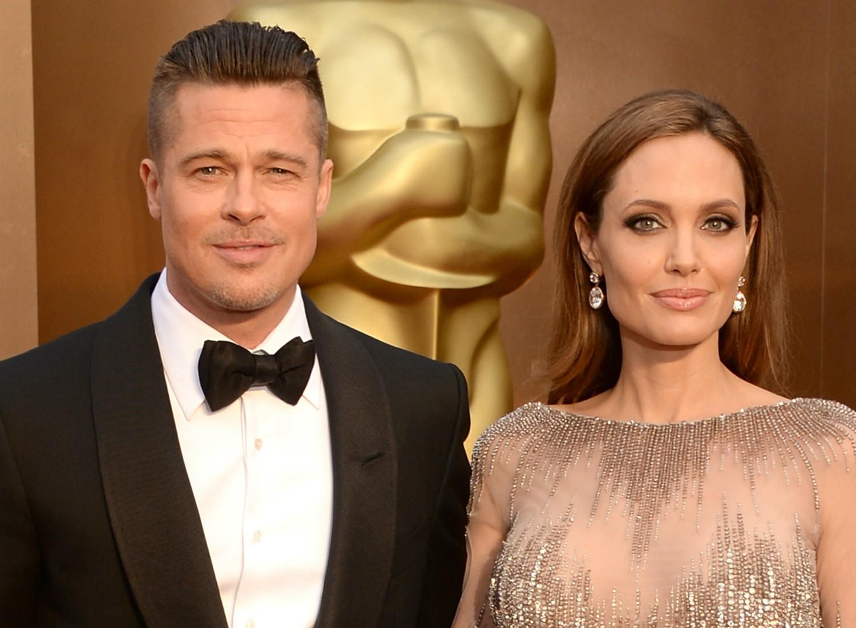 Angelina Jolie e Brad Pitt têm seis filhos e quase uma década juntos. Casamento? Não, obrigado. (Foto: Getty Images)
