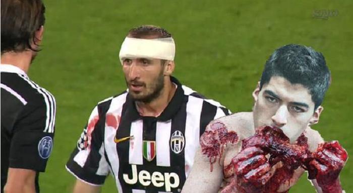 Zoações - Juventus x Real Madrid