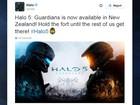 'Halo 5' ganha emoji no Twitter