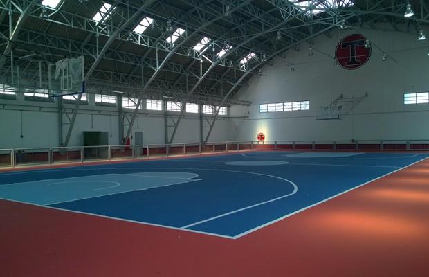 Centro Esportivo e de Lazer Tietê (Foto: Divulgação)